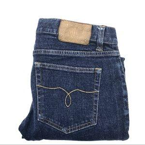 Ralph Lauren Boot Cut Jeans, Size 4, EUC